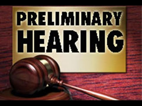 What is a Preliminary hearing? Las Vegas Criminal Defense Lawyer answers that