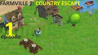 FarmVille 2 Country Escape Walkthrough Gameplay Episode 1 screenshot 4