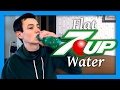 Flat 7up Water