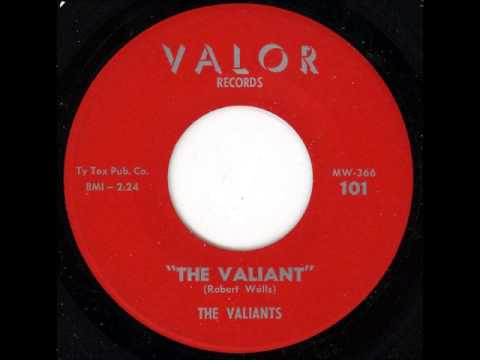 The Valiants   The Valiant Valor 1964