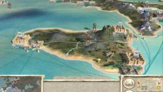 """Rome Total War General Advice #1 """"How I build cities and some battle map tips."""""""