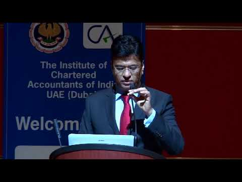 ICAI Dubai VAT Event 7th Oct