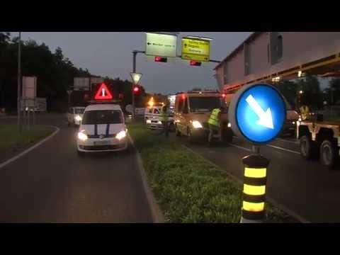 Convoi exceptionnel - 7,50 meters WIDE