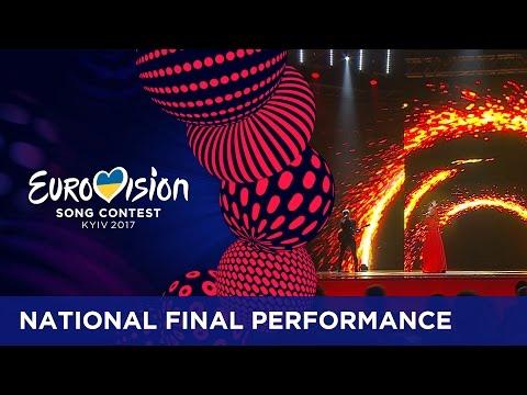 Fusedmarc - Rain of Revolution (Lithuania) Eurovision 2017 - National Final Performance
