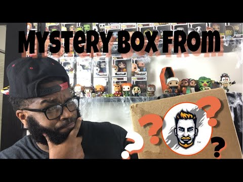 Jedha Patrol sent me a Package 📦  Funko Pop Unboxing