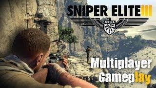 Sniper Elite 3 Multiplayer Gameplay