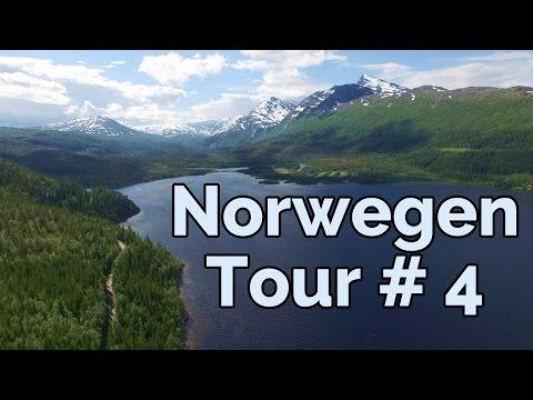 Korgen, Røros, Femundsee - Norwegen Camping & Auto-Reise Tour Vlog#4