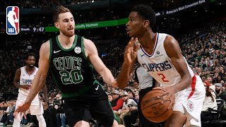 Clippers Vs Celtics | Full Game Recap: New Look Clippers Overcome Historic 28 Point Deficit