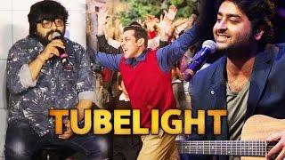 Pritam Opens On Arijit Singh's Song In Salman's Tubelight