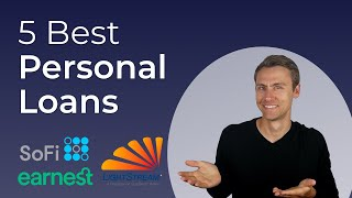 Five Best Personal Loans | The Lowest Rates & Least Annoying Lenders