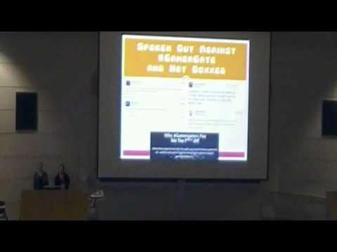 ICS 60 at UCI GamerGate Lecture