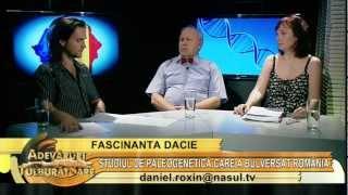Paleogenetica bulversează România - Georgeta Cardoș - Adevăruri tulburătoare  26.07.2012