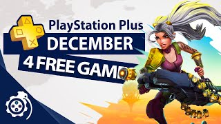 PlayStation Plus (PS4 and PS5) December 2020 (PS+)