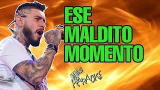 ULISES BUENO - ESE MALDITO MOMENTO (KARAOKE)