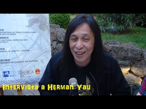Shock Wave (Film) Intervista a Herman Yau a Roma