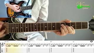 [미소를 띄우며 나를 보낸 그 모습처럼] 이은하 - 기타(연주, 악보, 기타 커버, Guitar Cover, 음악 듣기) : 빈사마 기타 나라