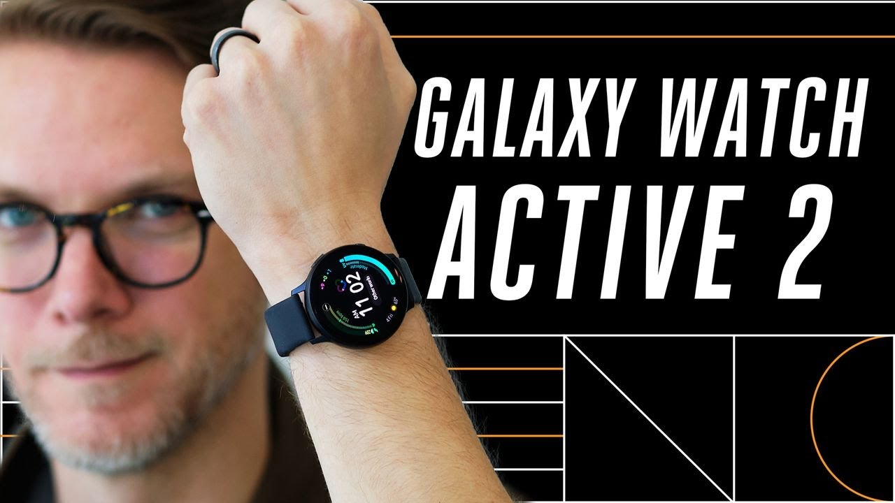 Galaxy Watch Active 2 review: the best* smartwatch for Android users