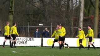 2013-02-17: Margriet1-Mierlohout1: 4-1, Samuel Eleonora maakt de 3-0.