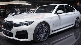 BMW 745e Facelift short wheelbase with M Sport Package Geneva Motor Show 2019