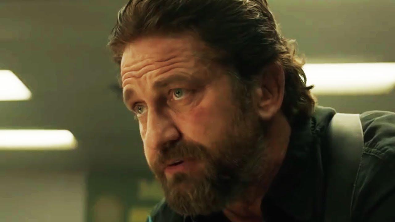 Den of Thieves Trailer 2017 Movie 2018 Gerard Butler, 50 ...