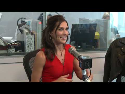 Tanya Tries To Trick Engagement Details Out Of Bachelorette Becca   On Air with Ryan Seacrest
