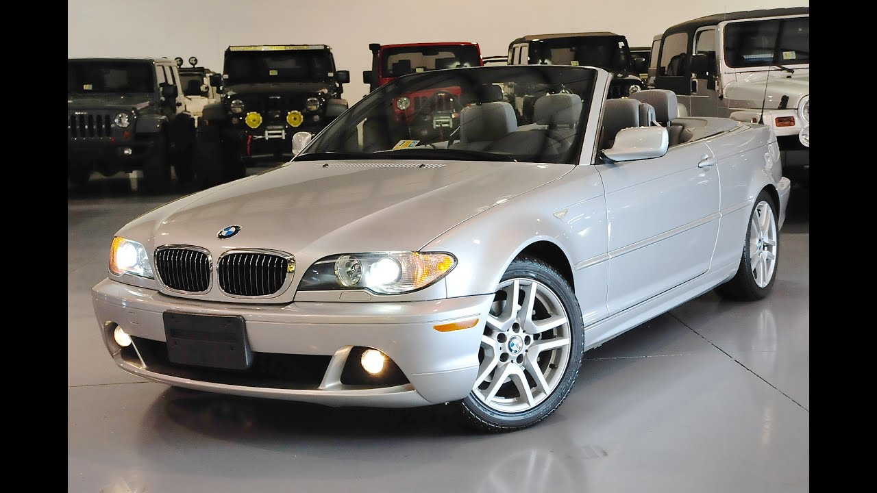 davis autosports 2004 bmw 325ci e46 convertible 38k miles. Black Bedroom Furniture Sets. Home Design Ideas