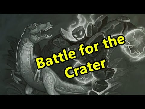Hearthstone Tavern Brawl: Battle for the Crater