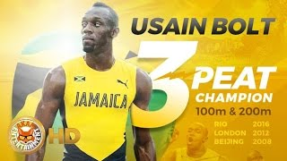 Popcaan - World Cup (We Still A Win) [Usain Bolt Dub]