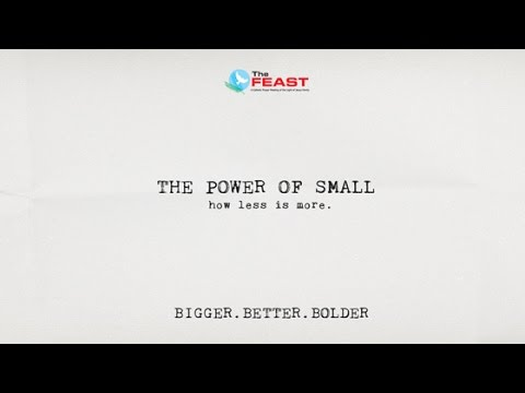 Power of Small Talk 1- Bigger by Bo Sanchez