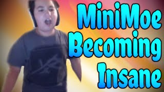 CS:GO - MiniMoe IS BECOMING INSANE! MOE TV