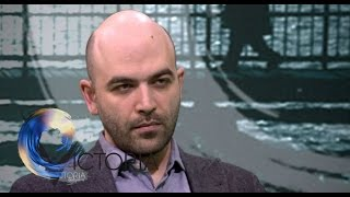'I've lived with death threats for 10 years' Roberto Saviano - BBC News