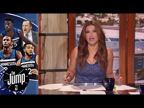 Timberwolves win over Cavaliers was no fluke | The Jump | ESPN