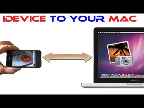 How To Upload Videos From Your IPhone/ IPod Touch/ IPad To Your Computer