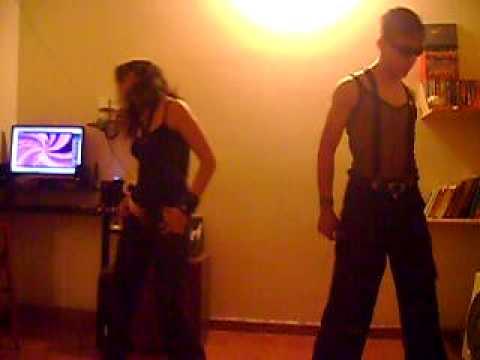 Industrial Dance Sent to Destroy