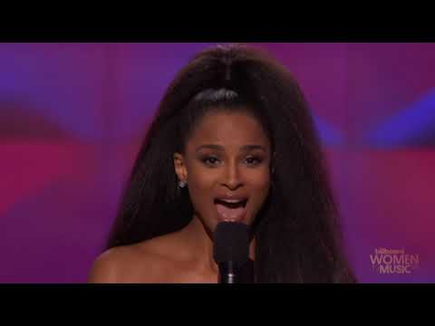 Ciara Addresses Harasment in Opening Speech at Billboard Women in Music 2017