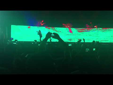 The Weeknd - The Morning live at Hard Summer 8/1/14