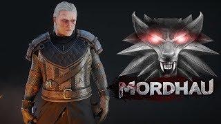 Wiedźmin Geralt jako Rycerz - Mordhau