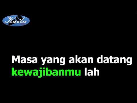 A. Simanjutak - Bangun Pemudi Pemuda (Versi Karaoke Indonesia Tanpa Suara)