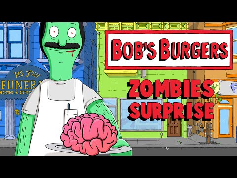 BOB'S BURGERS ZOMBIES SURPRISE ★ Call of Duty Zombies