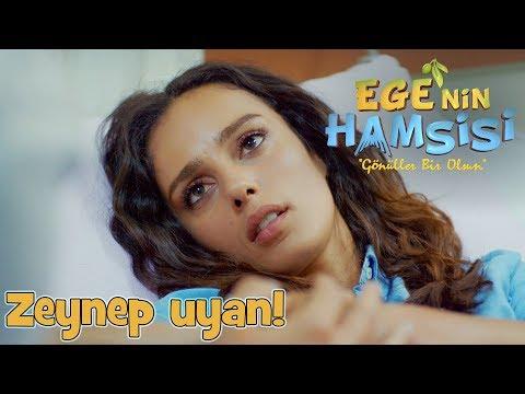 Deniz, Zeynep'in yanından ayrılmıyor!  - Ege'nin Hamsisi 3.Bölüm