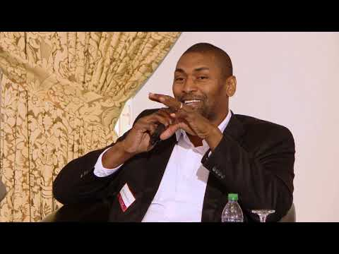 Metta World Peace and Elyn Saks - Being Public - Saks Institute
