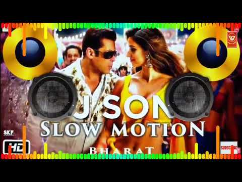ZoneDj || Slow Motion Song In Dj  ||Disha Patani ||YouTube || ZoneDj