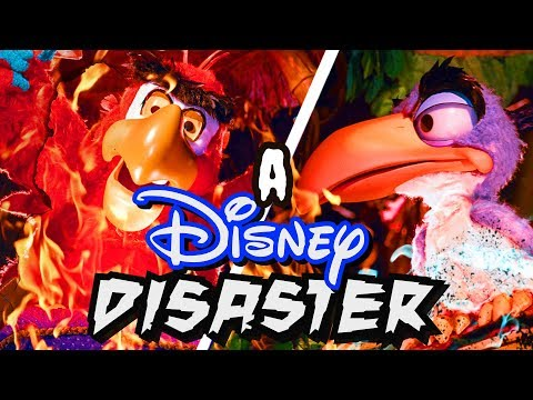 A Disney Disaster Enchanted Tiki Room Under New Management