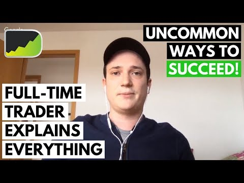 How To Succeed At Trading For A Living ft. Moritz Czubatinski