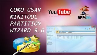 видео minitool home partition wizard