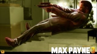 """Max Payne 3 2560x1600 Dell 30"""" Monitor Gameplay (Red Dawn Extreme II System)"""