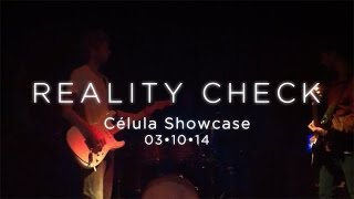Space Chicken - Reality Check (Célula Showcase - 03•10•14)