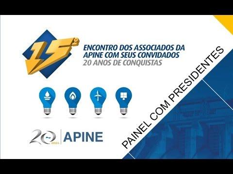 Painel - XV Encontro dos Associados da Apine com seus Convidados (2015)
