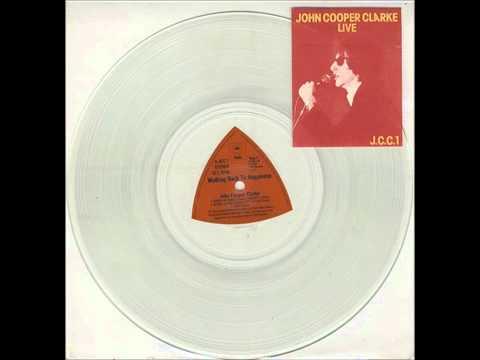 John Cooper Clarke - Bronze Adonis