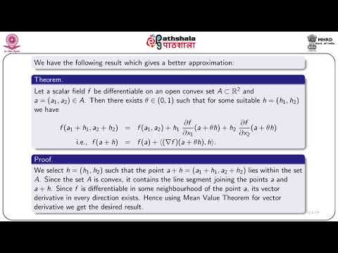 Taylor Series for Scalar Fields